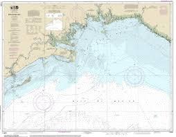 Map Florida Gulf Coast by Modern Nautical Maps Of Florida 80 000 Scale Nautical Charts