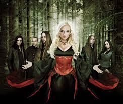 Liv Kristine & LEAVES' EYES