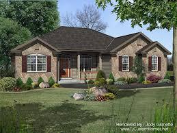 Custom Ranch Floor Plans 15 Texas Stone Ranch Style House Plans Planskill With Classy Idea