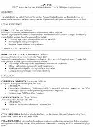 Law Firm Curriculum Vitae  resume examples resume and sample     duupi