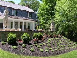 Berm Homes by Landscaping Berms Creating Berms This Is An Example Of A