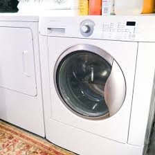 how to clean your front loading washing machine popsugar smart