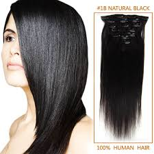 Indian Remy Human Hair Clip In Extensions by Wholesale Clip In On Hair Extensions Best Human Hair Extensions