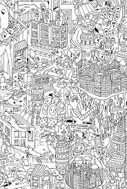 2439 best coloriages zentangle u0026 doodles images on pinterest