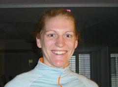 Gabi Teichmann 2. Platz Weltmeisterschaften U20 in 2002 - teichmann