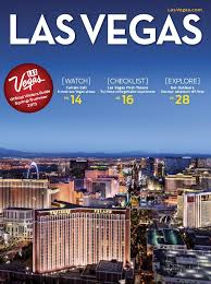 las vegas visitors guide 2015