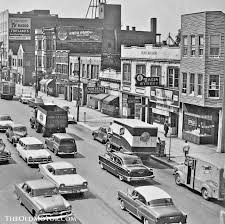 Cottage Grove Theater by A Chicago Street Scene U2013 South Cottage Grove Avenue The Old Motor