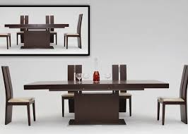 dining room circle dining room table stunning contemporary