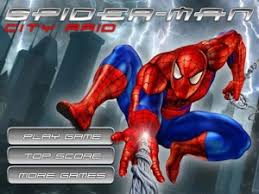 Friv Spiderman City Raid