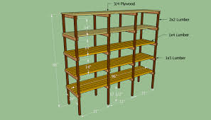 Simple Free Standing Shelf Plans by 100 Free Standing Shelf Plans 100 Rta Bookshelves Best 10
