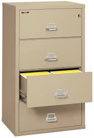 fireproof lateral file cabinets fire resistant fireking