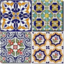 Tile Kitchen Backsplash by Best 25 Painted Tiles Ideas On Pinterest Painting Tiles