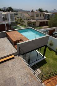 elegant house with pool on roof 41 for home design online with