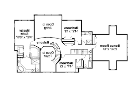 Two Story House Floor Plans Colonial House Plans Roxbury 30 187 Associated Designs