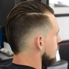 black men haircuts with parts on the side hair is our crown