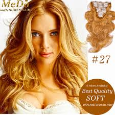 Indian Remy Human Hair Clip In Extensions by Virgin Indian Remy Clip In Hair Extensions New Hair Style
