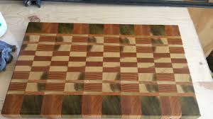 Cool Cutting Boards End Grain Cutting Board Bloqbuilds