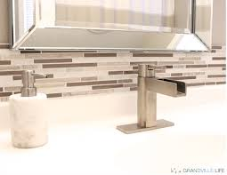 bathroom backsplash tile weskaap home solutions unique bathroom