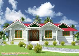 Home Design Plans In Sri Lanka Below 1500 Sq Ft Keralahouseplanner