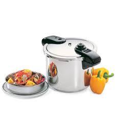 presto 8 quart stainless steel pressure cooker walmart com