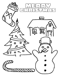 holiday themed printable coloring pages u2013 barriee
