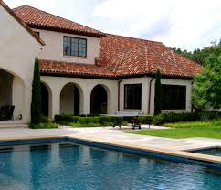 Home Design Dallas by Backyard Exterior Of A Italian Mediterranean Villa In Dallas Tx