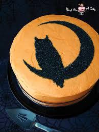 Halloween Cakes Easy by Bird On A Cake Halloween Owl Stencil Cake