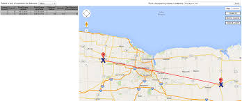 Google Maps Greece by Google Maps Radius Rings Cartagram