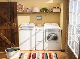 Designing Ideas For Small Spaces 10 Clever Storage Ideas For Your Tiny Laundry Room Hgtv U0027s
