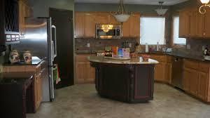 light kitchen cabinets and dark granite amazing natural home design