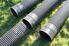 Tube PEHD Diam. 200 de drainage neuf - 27450 - Matériaux - Saint ...