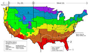 Map For United States by Labs21 Benchmarking Tool
