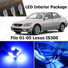app para lexus amazon com classy autos lexus is300 blue interior led package 6