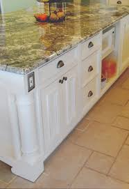 Kitchen Island Electrical Outlet Electrical Receptacle Notching Service Available From Osborne Wood