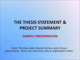 How to write an academic research paper with a thesis statement     How to write an academic research paper with a thesis statement