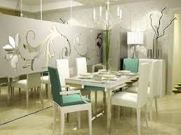 Dining Room Wall Decorating Ideas Fair 30 Contemporary Dining Room 2017 Inspiration Design Of