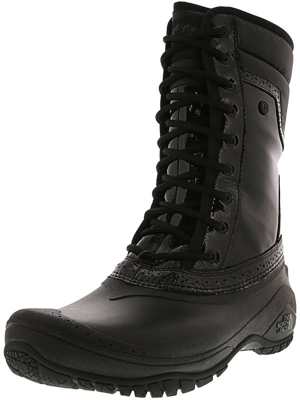 THE NORTH FACE Shellista II Mid Luxe Women TNF Black / Graphite Grey (NF0A2T4Y) (6)