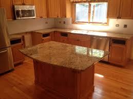 granite countertop current trends in kitchen cabinets red brick