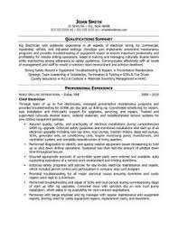 Journeyman Electrician Resume Sample by A Resume Template For An Electrical Engineer You Can Download It