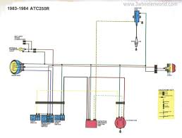 honda atv fourtrax es engine diagram wiring diagrams