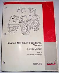 case ih magnum 180 190 210 225 tractor