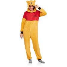 Winnie Pooh Dog Halloween Costume Licensed Winnie Pooh Union Suit Walmart