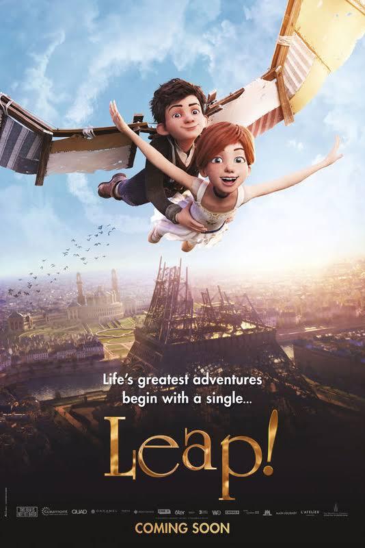 Ballerina 2016 (AKA LEAP!) Bluray Dual Audio Hindi Dubbed on movies2u.in