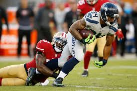 seahawks 49ers thanksgiving seahawks rule rivalry with 49ers again in 20 3 victory q13 fox news