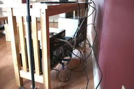 Hidden Cable Tv Wall Mount Organize And Hide Your Tv Cords Chica And Jo
