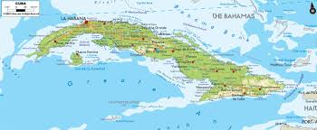 Large Map Of Florida by Maps Of Cuba Map Library Maps Of The World