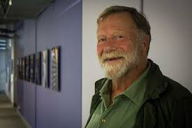 Jack Thompson at the ABC Perth studios     May