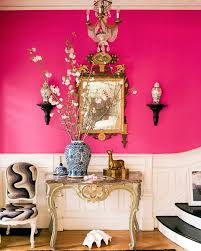 Jewel Tone Living Room Decor Heading Out To Buy Pink Paint Right Now Hbcolor Homedecor