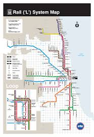 Chicago Ord Terminal Map by How To Get To Downtown Chicago From O U0027hare International Airport
