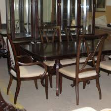 dining tables dining room table pads ethan allen used furniture